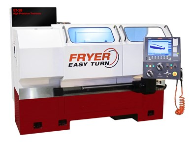 Horizontal bed turning machines with up-to-the-minute CNC conversational mode  FRYER ЕТ