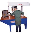 ERW machine for spot and projection welding CEMSA ROOF LT