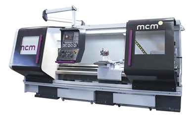 Horizontal precision turning centers with CNC MCM АTL GIOTTO