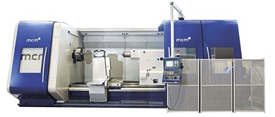 Horizontal precision turning centers with CNC MCM АTL HEAVY PLUS XL