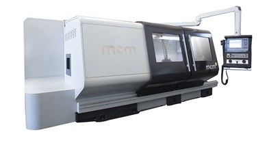 Horizontal precision turning centers with CNC MCM ATL